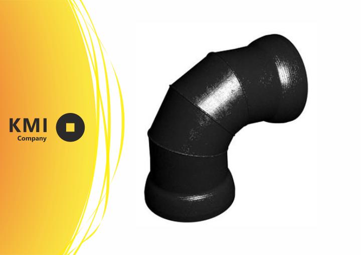 Колено раструбное УР 250 ГОСТ 5525-88