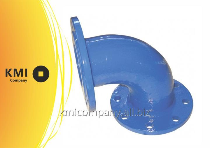 Купить Колено фланцевое УФ 100 ГОСТ 5525-88