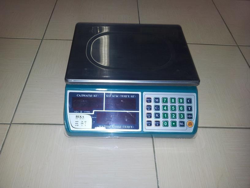 Весы ACS-35 до 35 кг