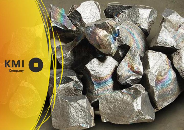 Купить Марганец металлический в брикетах МН965 ГОСТ 6008