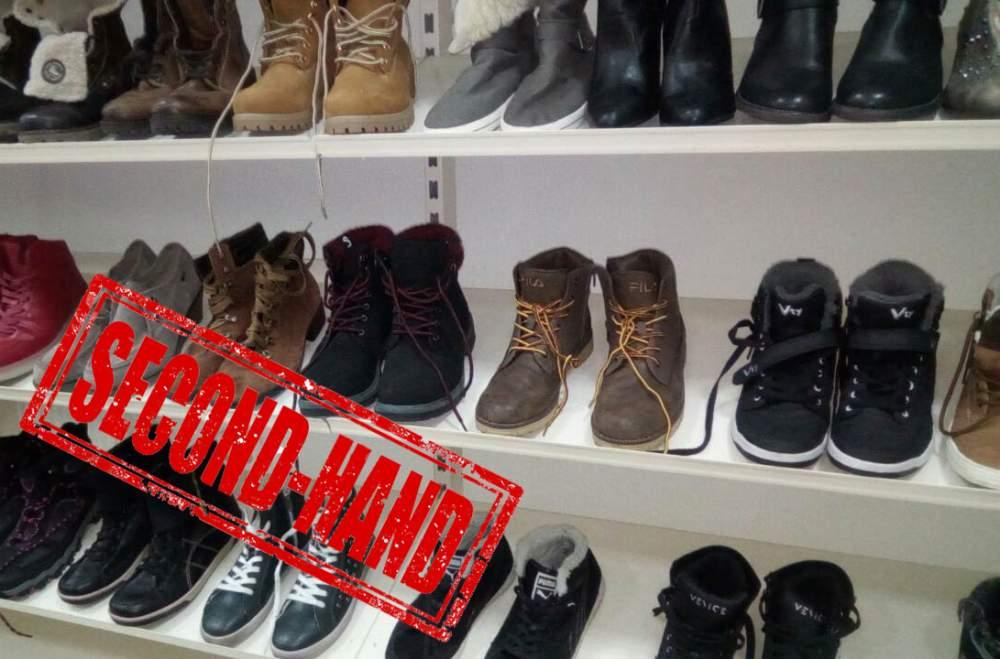 Обувь Second Hand, Секонд Хенд