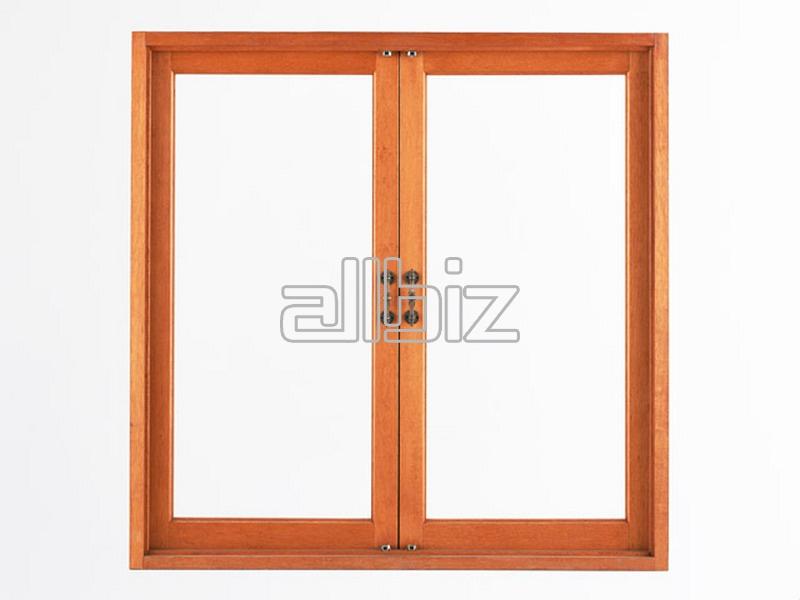 Купить Окна деревянные