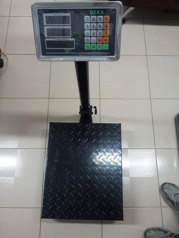 Весы платформенные (Китай) 600*400 до 300 кг, Алматы