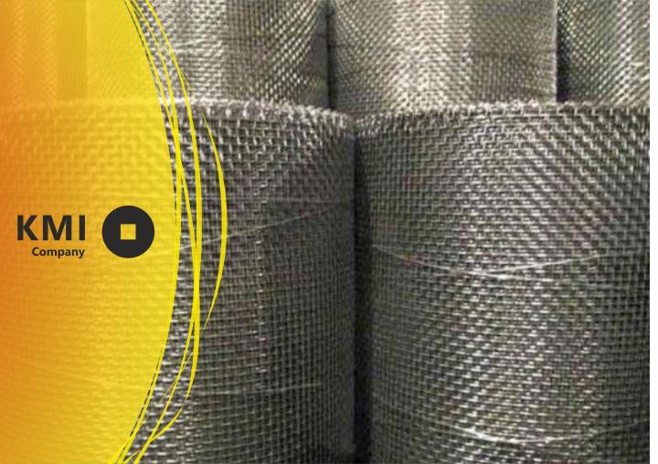 Купить Сетка никелевая тканая 0,036х0,045 мм НП2 ГОСТ 6613