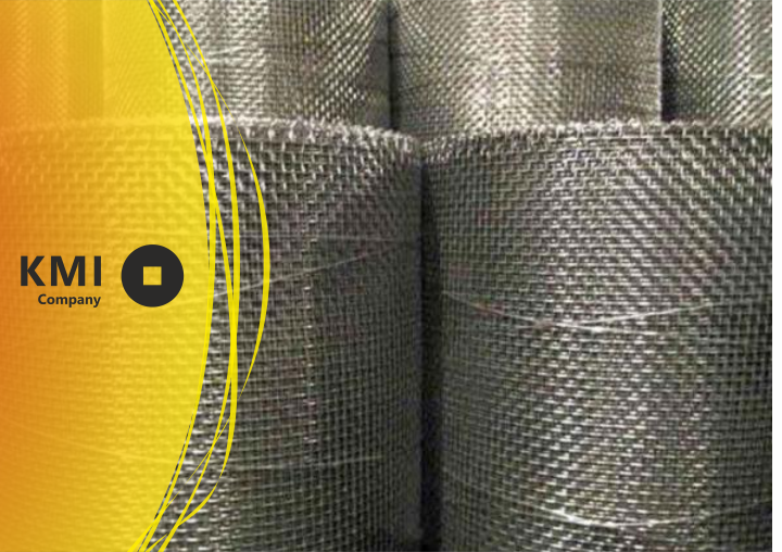 Купить Сетка никелевая тканая 0,08х0,112 мм НП2 ГОСТ 6613