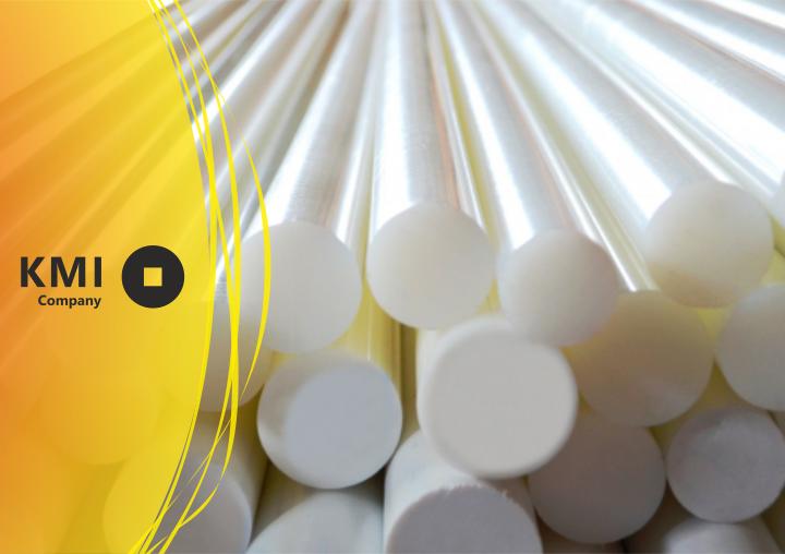 Купить Стержень из экструзионного полиамида 6 60х1000 мм СТО 006-17152852-2014 3,7 кг