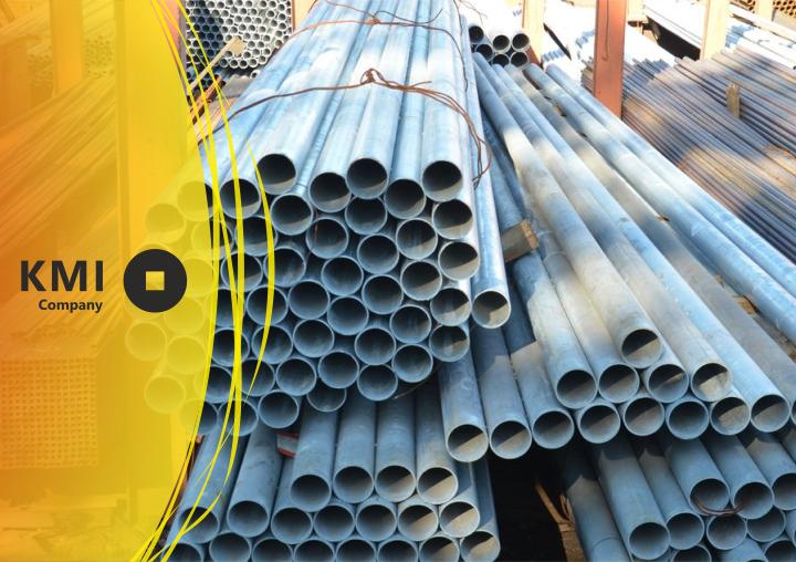 Купить Труба водогазопроводная ВГП стальная 65х4 мм ГОСТ 3262 сварная