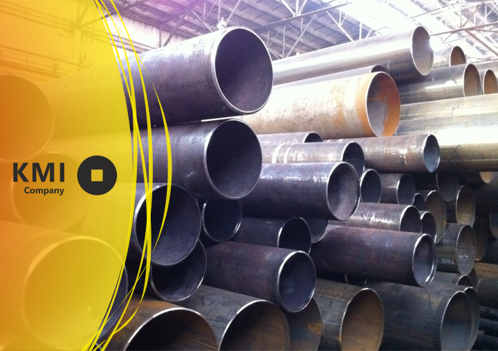 Hollow steel pipes