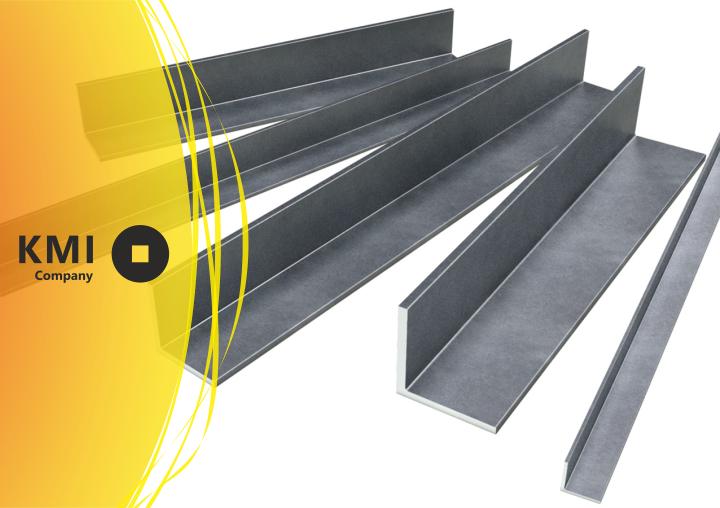 Купить Уголок стальной 100х100х10 мм ГОСТ 8509 равнополочный горячекатаный