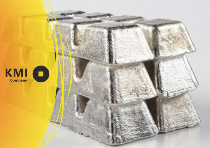 Купить Чушка алюминиевая АК12 ,АЛ2 Силумин ГОСТ 1583