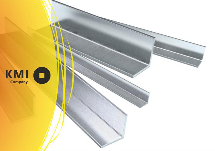 Купить Швеллер оцинкованный стальной 100х46х4,5 мм неравнополочный
