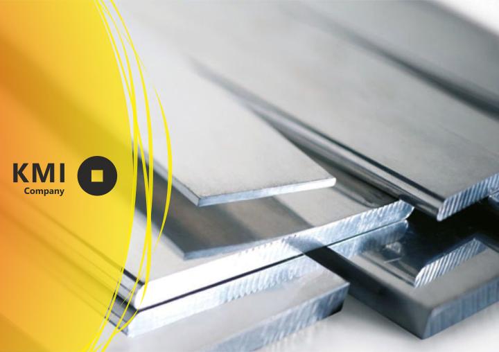 Купить Шина алюминиевая 50х80 мм В95Т2 ,7021Т2 ГОСТ 15176 прессованная