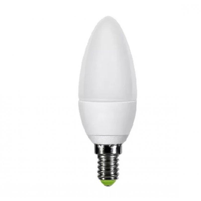 Купить Лампа светодиодная свеча 7.5Вт E27 675лм
