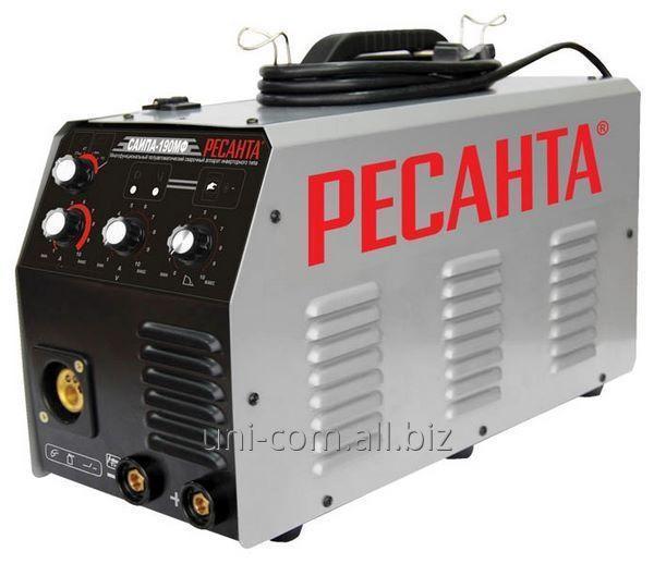 Купить Многофункциональный полуавтоматический сварочный аппарат инверторный САИПА-190МФ