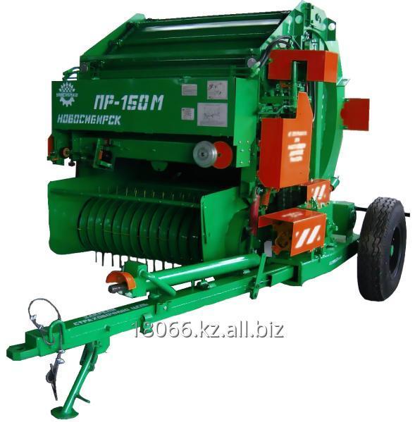 Купить Пресс подборщик рулонный ПР-150М, вес рулона 300 кг, Новосибирского завода
