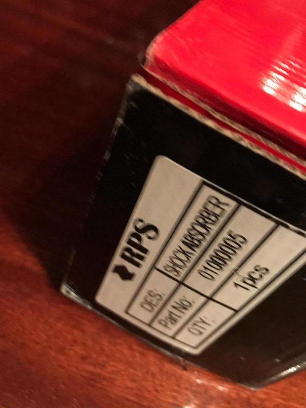 Купить Амортизатор подвески 315-465 O/O (24x62)