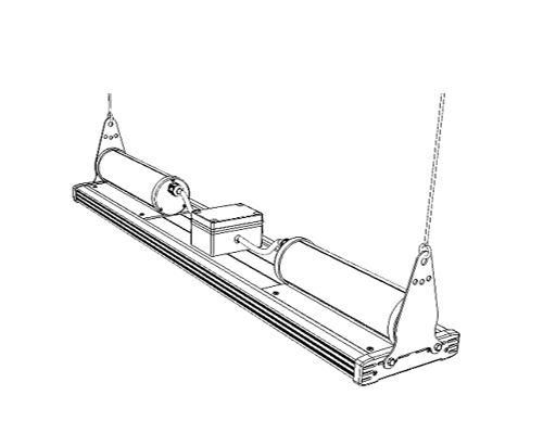 Купить Светильник СОЛАР ПС-31-160, 160 Вт., 20370 лм
