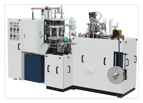 Buy The machine for production of paper cups