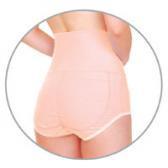 Купить Корректирующее женское белье с биофотонами Бежевый 58