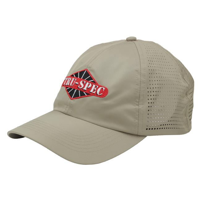 Бейсболка TRU-SPEC 24-7 SERIES® Quick-Dry Embroidered Operator Cap 100% Polyester