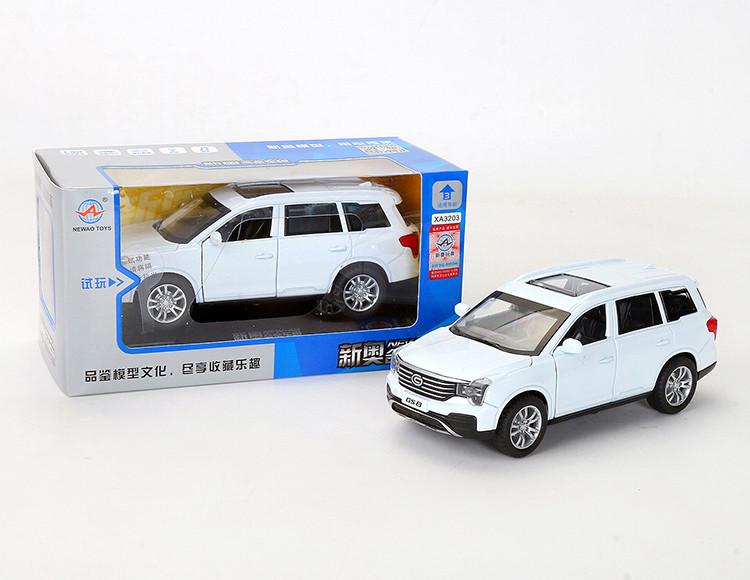 Купить Металлическая машинка Toyota Land Cruiser