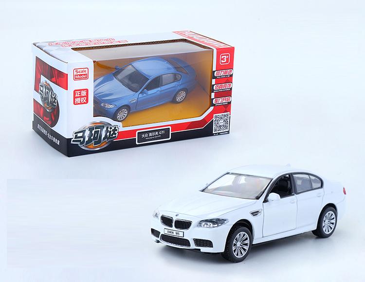 Купить Модель машинки BMW M5 1:32