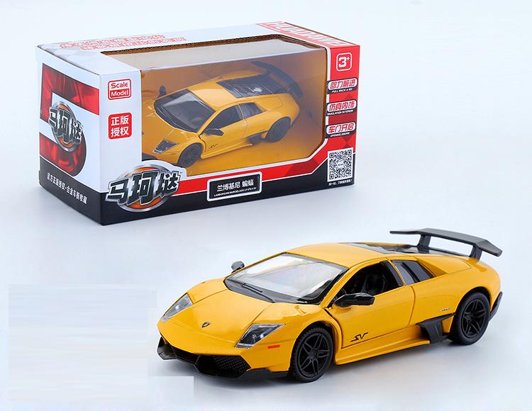 Купить Модель машинки Lamborghini bats 1:32