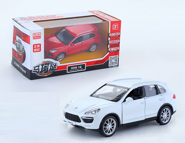 Купить Модель машинки Porsche cayenne 1:32