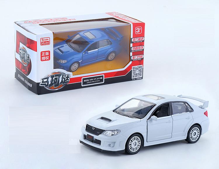 Купить Модель машинки Subaru WRX owner 1:32