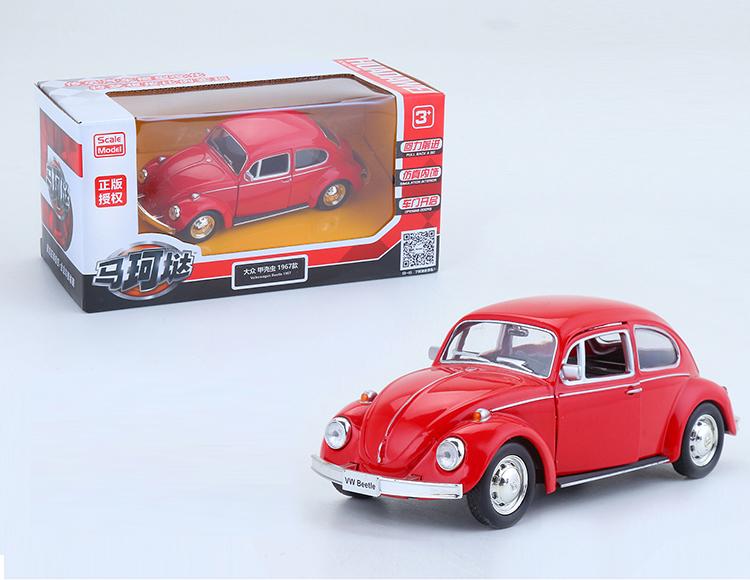 Купить Модель машинки VW Beetle 1967 1:32