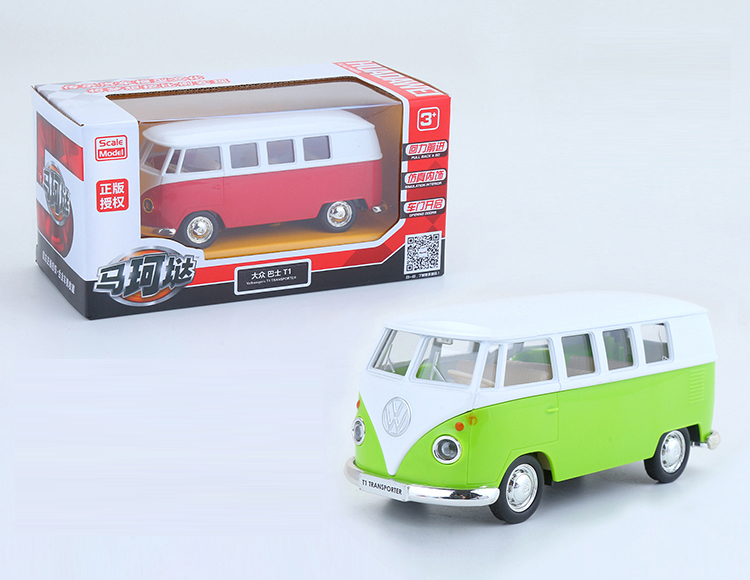 Купить Модель машинки Volkswagen микро 1:32