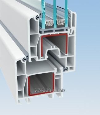 Купить Профиль для производства пластиковых конструкций Deceuninck Enwin Eco 60 (Декенинк Энвин Эко 60)