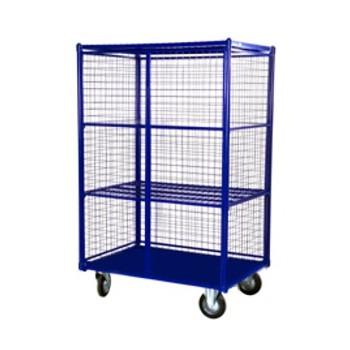 Купить Шкаф сетчатый с металлическим дном