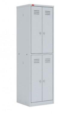 Гардеробный шкаф ШРМ - 24