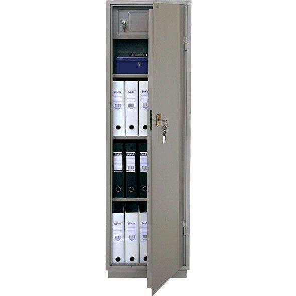 Купить Металлический бухгалтерский шкаф КБ - 031т / КБС - 031т.