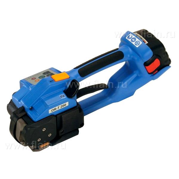 Купить Аккумуляторный стреппинг инструмент для обвязки PP и PET лентами