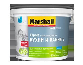 Купить Marshall Export - латексная краска для кухни и ванной
