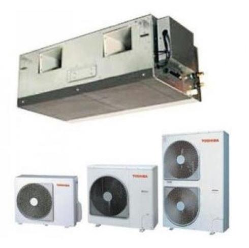 Купить Высоконапорные канальные кондиционеры RAV-SM1603DT-A