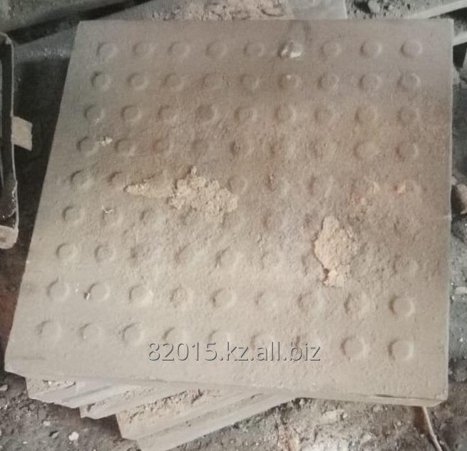 Купить Плита напольная чугунная в Алматы