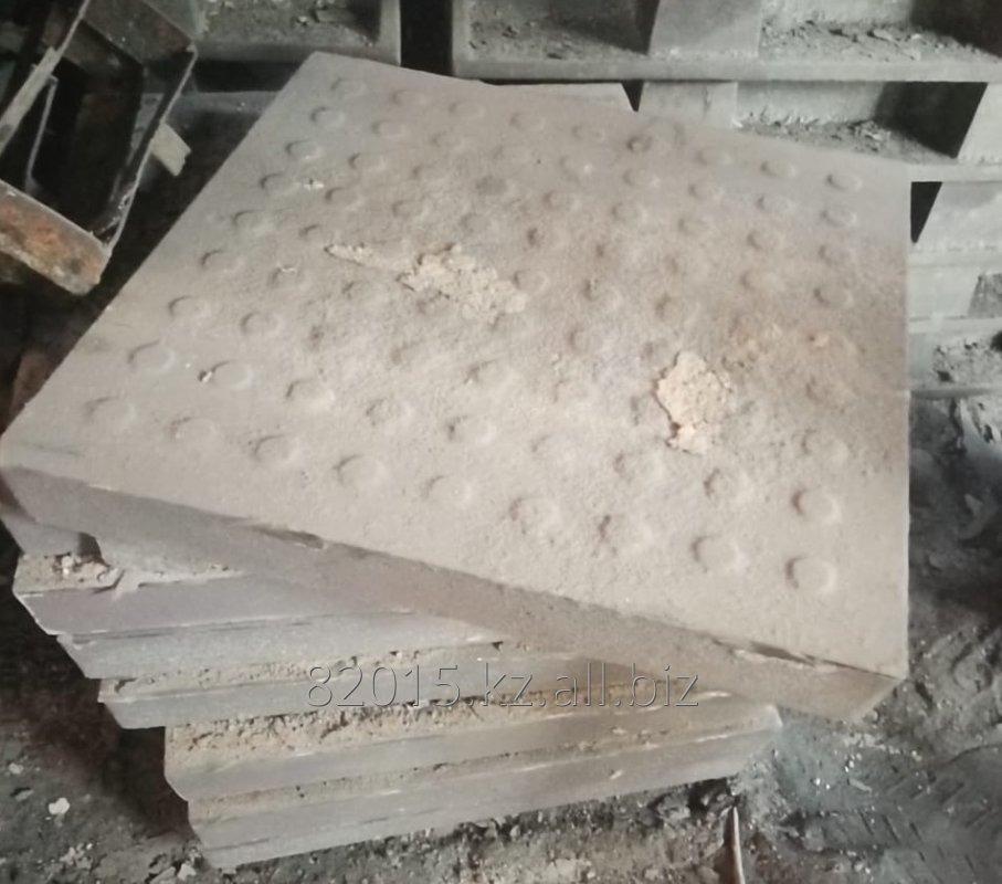 Купить Плитка чугунная квадратная ГОСТ 1412-85