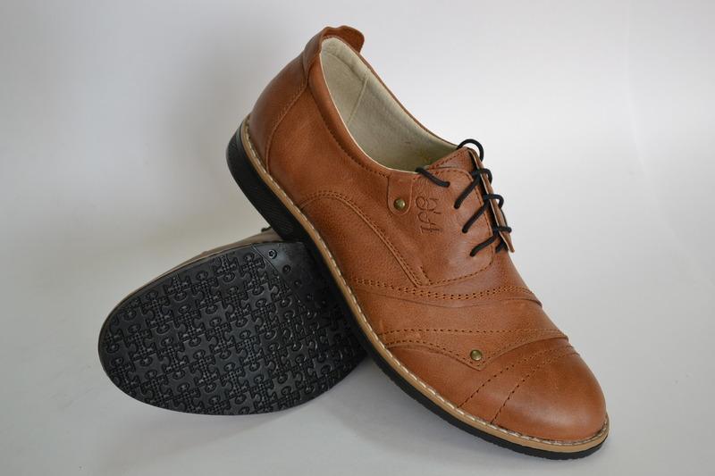 52f5f8127509 Кожаная обувь купить в Караганде
