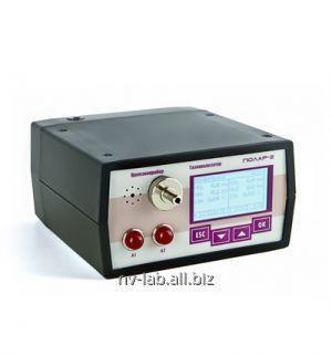 Купить Переносной многокомпонентный газоанализатор ПОЛАР-2