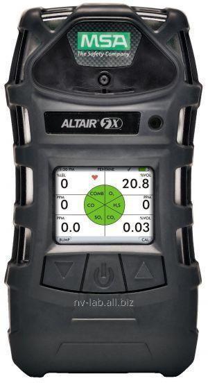 Купить Портативный многокомпонентный газоанализатор ALTAIR 5X