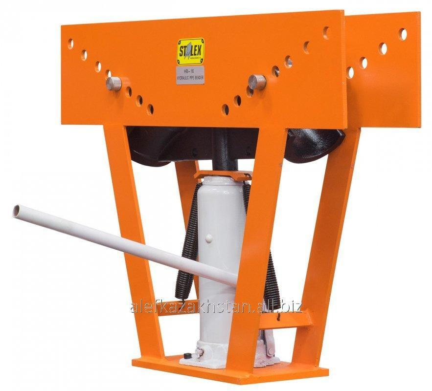 Купить Трубогиб ручной гидравлический Stalex HB-16