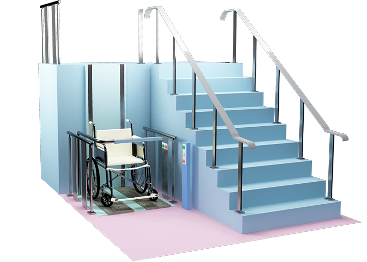 Подъемники для инвалидов от
