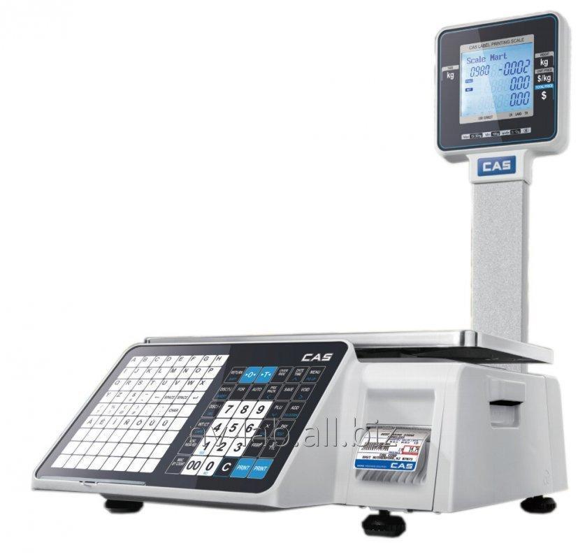 Купить Торговые весы CL3000J с печатью этикеток (НОВИНКА)