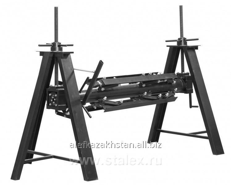 Купить Неприводной самоподъемный самоцентрирующийся разматыватель STALEX SUS-1250