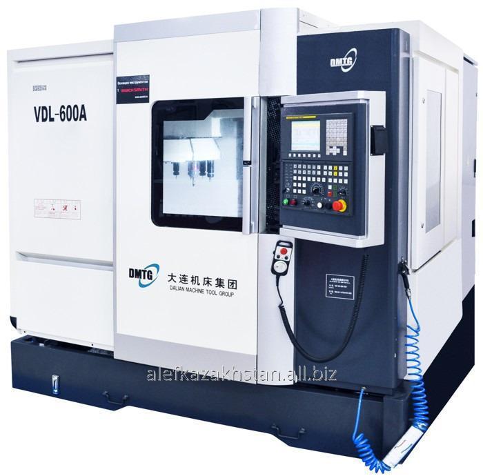 Купить Вертикальный фрезерный обрабатывающий центр VDL600A
