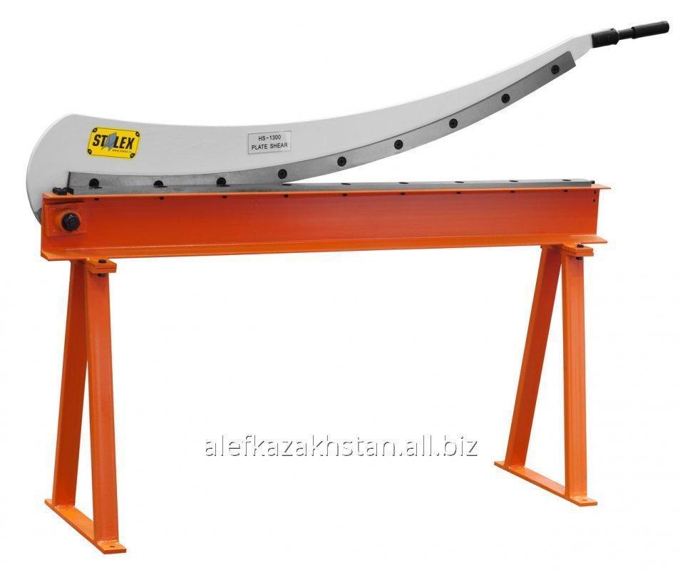 Купить Гильотина ручная сабельного типа Stalex HS-1300