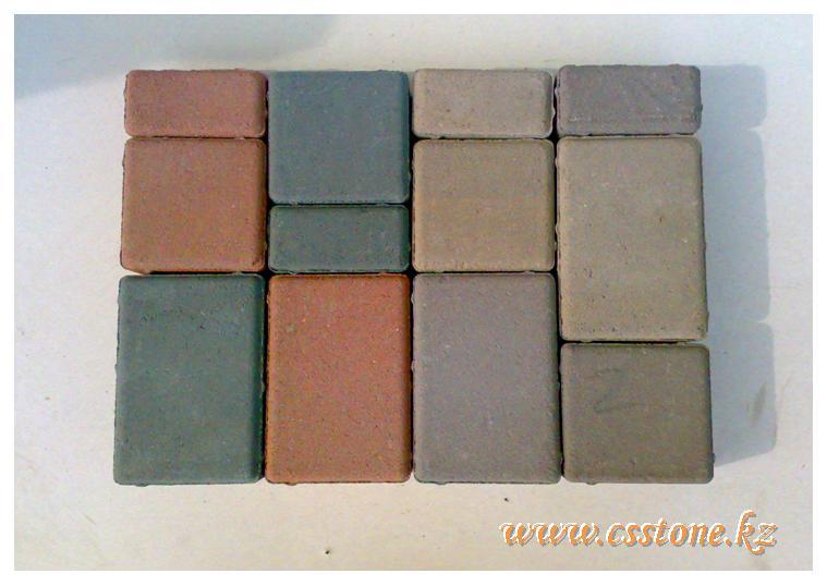 Buy Paving slabs, stone blocks, prices, Almaty